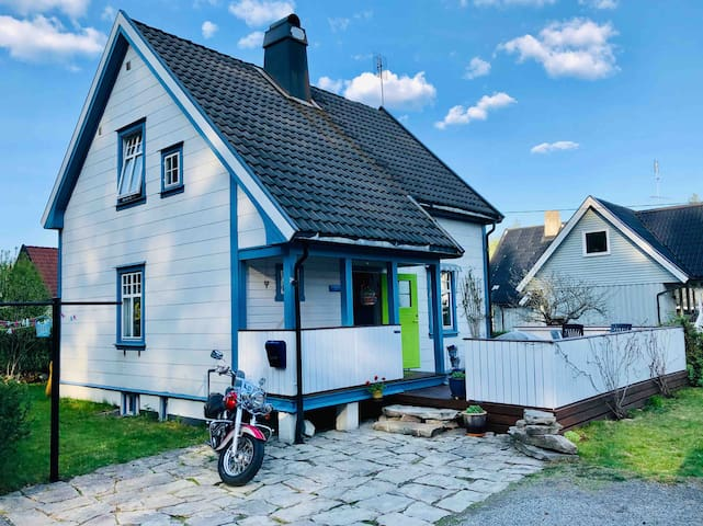 Complete, charming and peaceful house, Notodden.