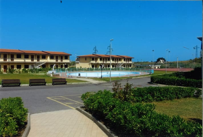 San Lucido Beach Resort App 18