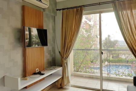 Apartemen nyaman dilokasi terbaik  Kelapa Gading