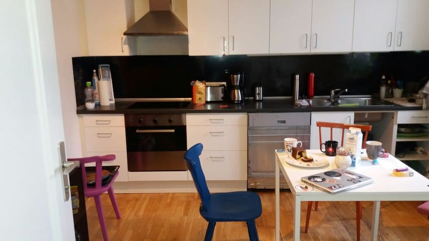Nice flat in the central - Инсбрук - Квартира