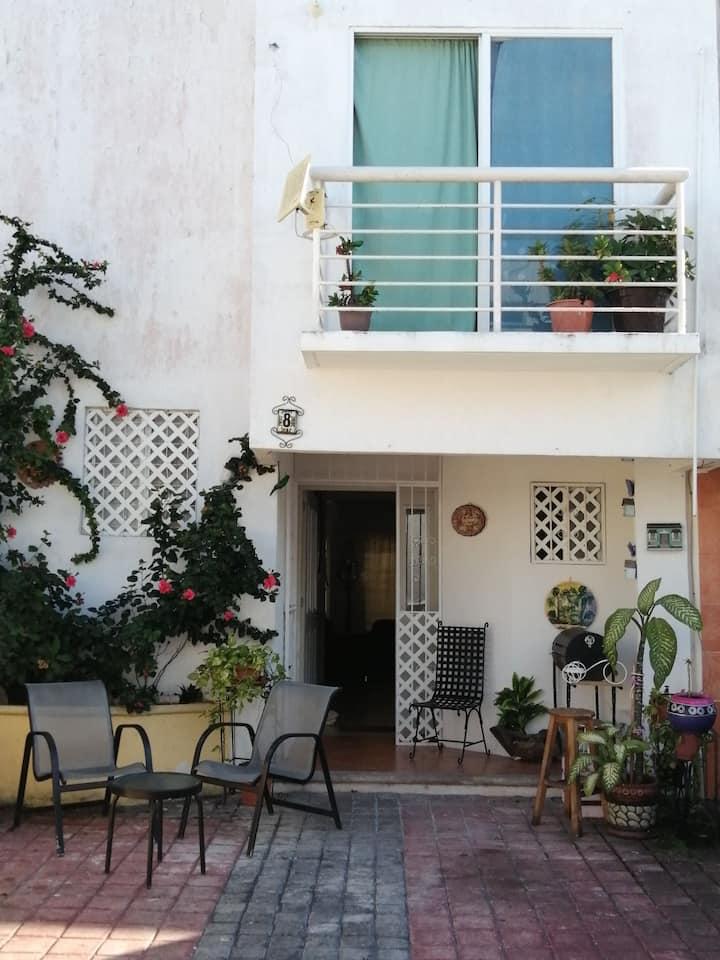 Cálido espacio para vacacionar en Cancun y más