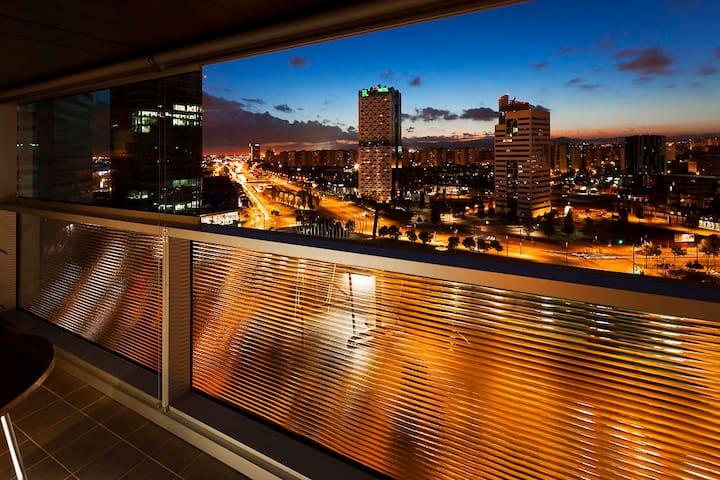 Apart. Barcelona-Congress - L'Hospitalet de Llobregat - Appartement