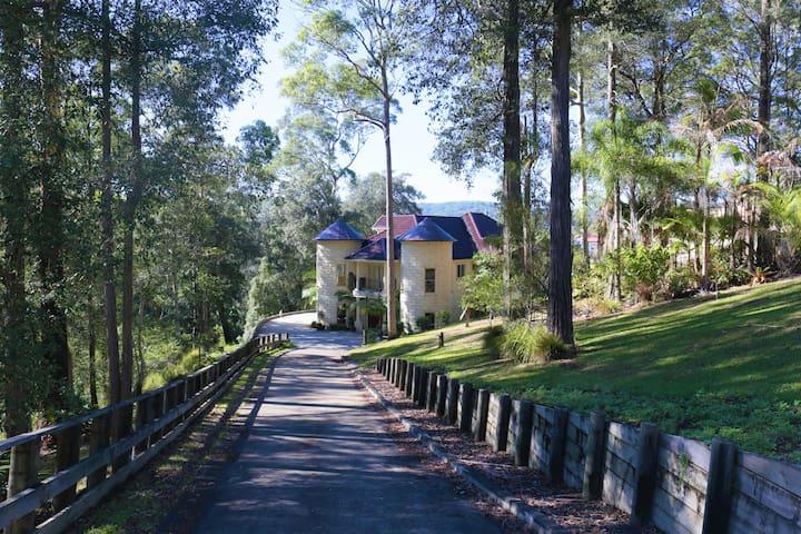 Hideaway Castle Suite