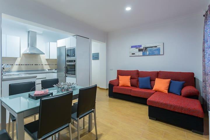 Apartamento a estrenar al lado del mar - Las Palmas de Gran Canaria - Departamento