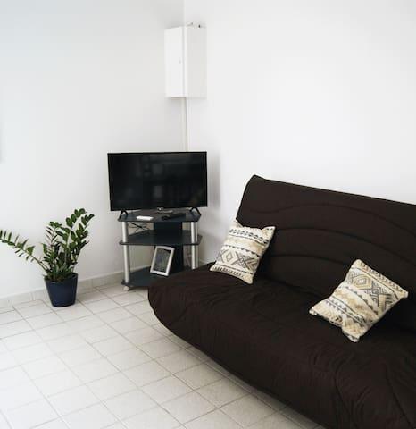 Appartement rive droite, proche Bordeaux centre