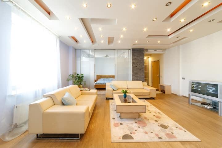 Riga Brivibas-LUX apartment