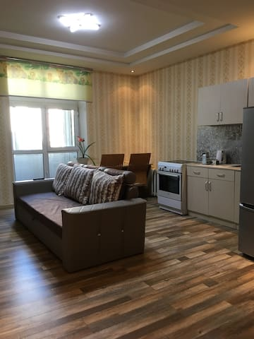 Cheap, cozy and clean apt in UB