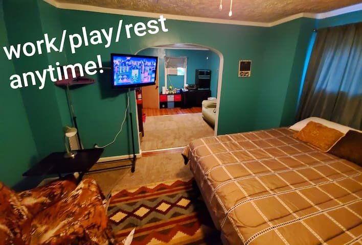 CLEANEST/Budget Friendly/Private/Best Amenities(A)