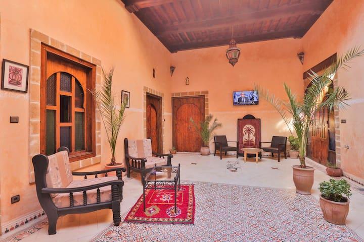 Riad l'authentique au coeur de la médina - Essaouira - Bed & Breakfast