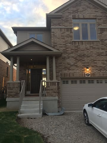 2 Bedroom Home in Quiet Waterloo Community