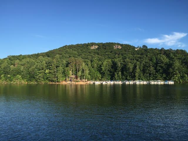 North Georgia Resort Getaway-Big Canoe Listing #1