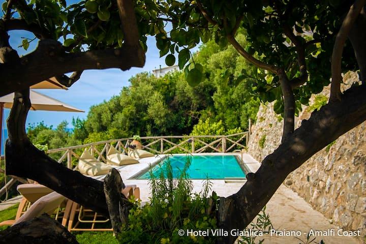 Villa Gianlica Relaxroom