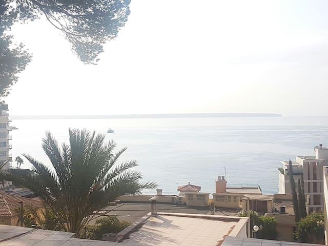 Ático en San Agustín vistas al Mar - Palma de Mallorca - Casa