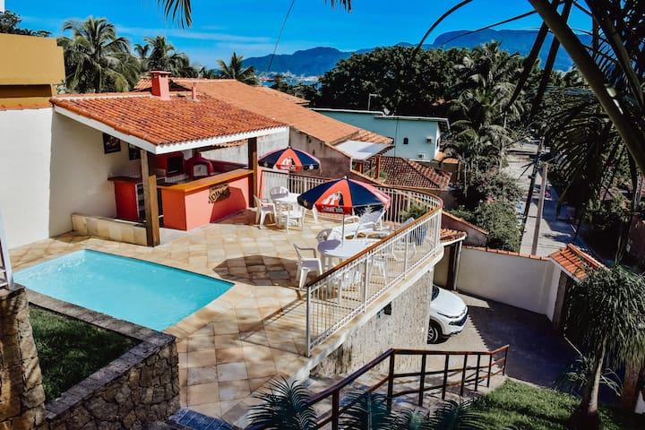 "Aconchegante chalé - Villa Diniz  ""Vida Boa"""