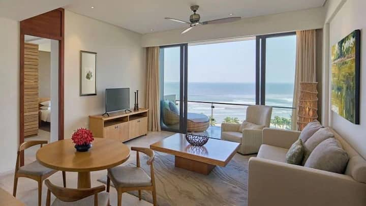 Hyatt 1 Bedroom ♥️ High Floor ♥️ Ocean View