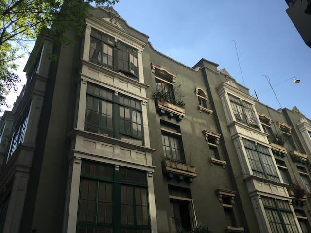 Dreamy flat in Condesa - เม็กซิโกซิตี้ - อพาร์ทเมนท์
