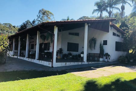 Chácara ( Paraíso de Santa Isabel)
