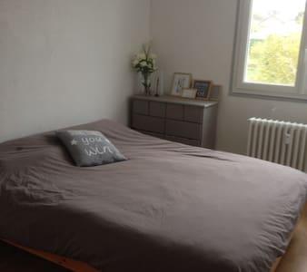 chambre privée chez l habitant dans appart de 85m2 - Aix-les-Bains