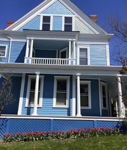 Mountain View Big Blue Victorian - 卡茨基爾(Catskill) - 獨棟