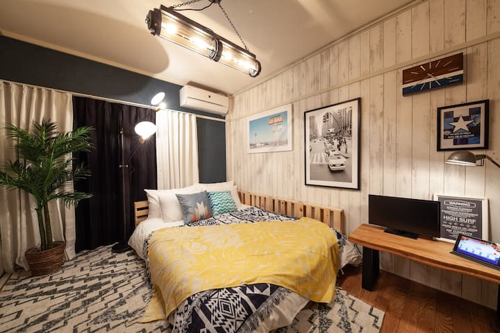 Ikebukuro Area 4min. designer room Wi-Fi