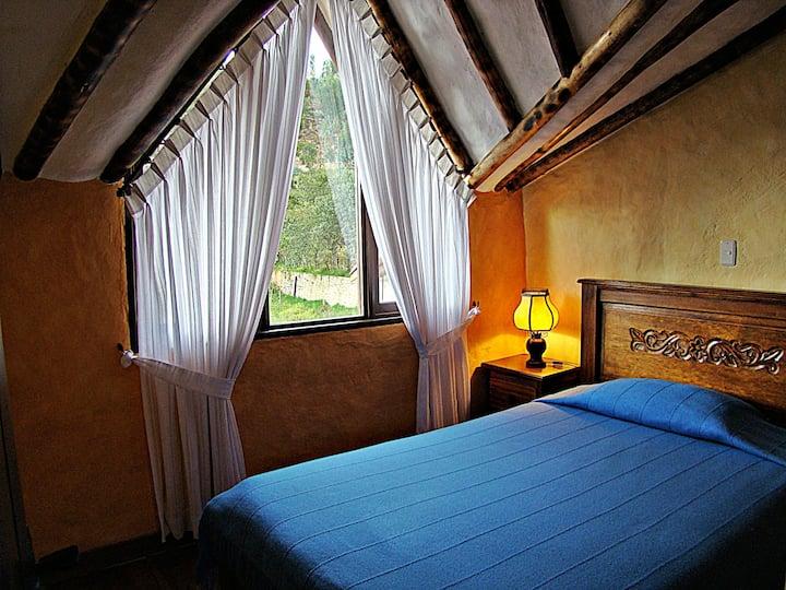 Villa Salomé, Apartamento turístico con balcón