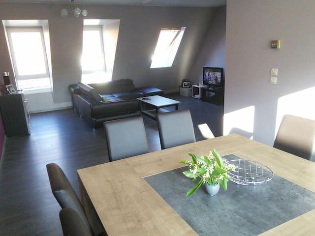 Tout confort à Saint-Omer - Saint-Omer - Appartement