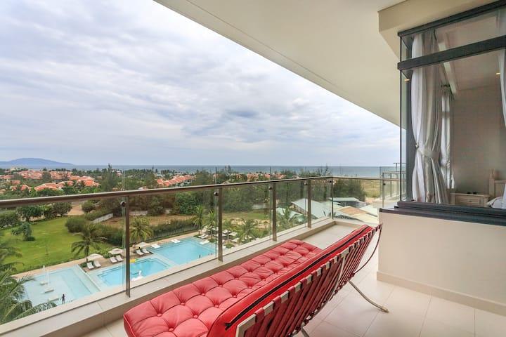 2BR Apartment Ocean Suite - IDCWH B602