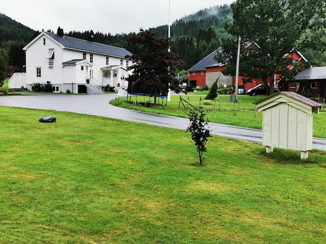 Kårboligen på Larssetra
