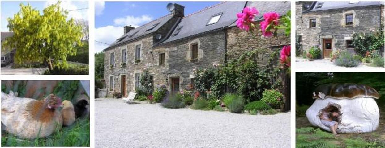 Le Touldren gite et chambres  (b&b or cottage let)