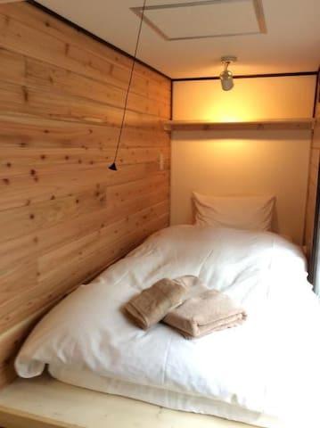 KEE Lodge Echoland 紀屋旅館 豪華膠囊 luxury capsule#12