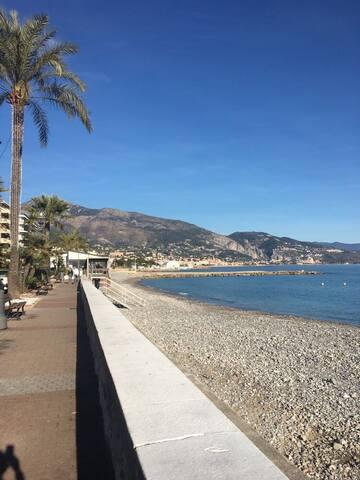 Ideal holiday apartment in Roquebrune Cap Martin