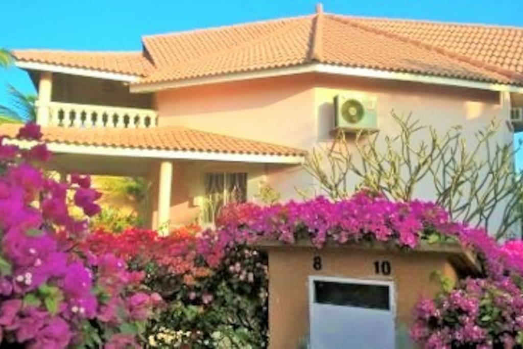 villa climatisée