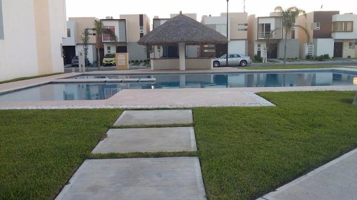 Single room in exclusive area, Apodaca, N.L. MX