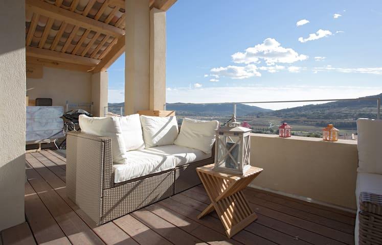 Duplex de charme avec terrasse - La Cadière-d'Azur