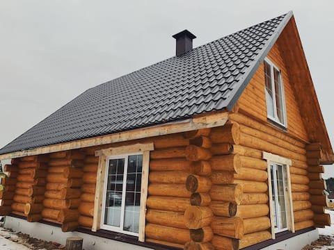 Голубые озера Беларусь / Хутор Близ Грумбинентов