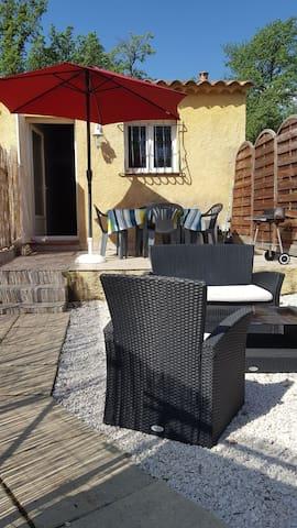 Appartement T3 au sein de la Provence verte