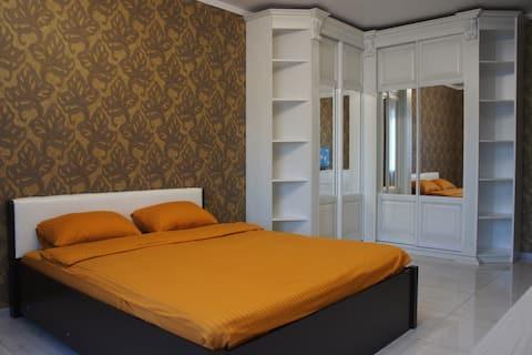 Апартаменты на Знаменской