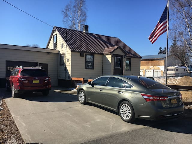 Lovely 1BR/Downtown location - Fairbanks - House
