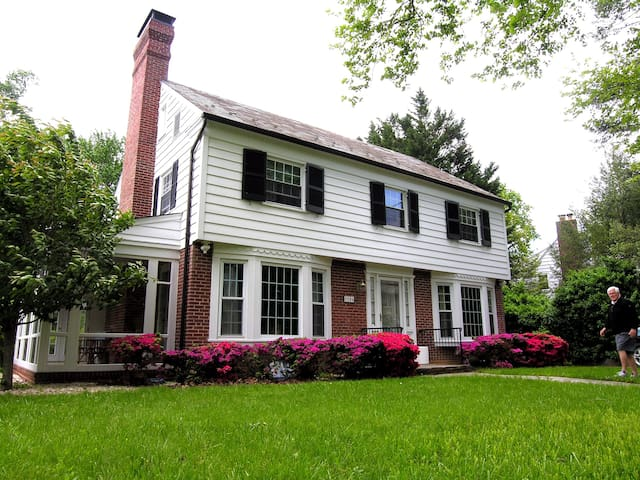 2000 square foot Colonial