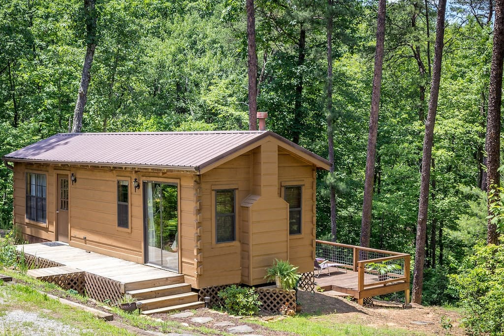 Sophie S Cabin Secluded Charming Comfortable