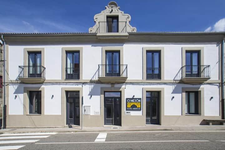Hostel Albergue O Mesón - Apartaments