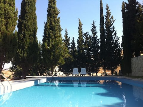 Villa in Jbeil with Garden and Pool