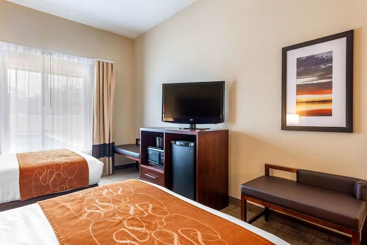 Comfort Suites Downtown Near Orlando Airport
