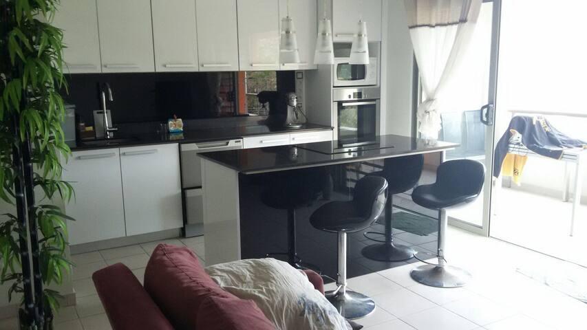 Chambre dans Résidence Privée - Papeete - Apartmen