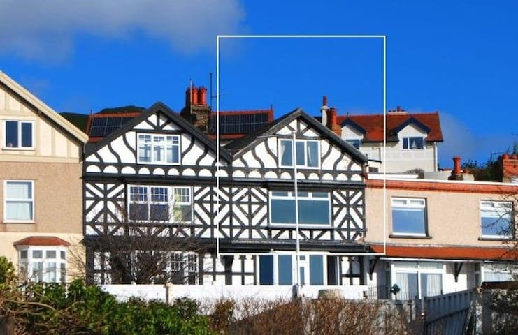 Estuary View Apartment - Llandudno - Apartamento