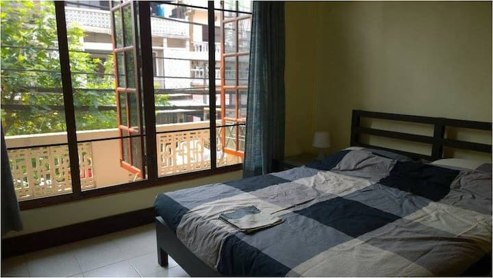 Apartment In Vientiane Near Night Market #2B