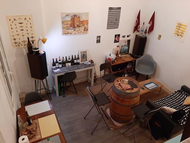 Bel appartement au coeur de Bordeaux