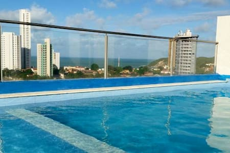 Lindos e Aconchegantes Flat's Ponta Negra, Natal - Natal