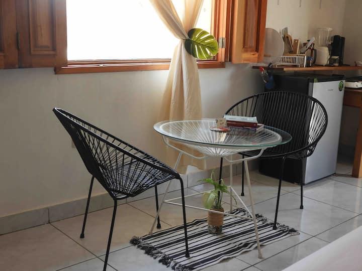 Casa Meraki c/Aire acondicionado/Bicicletas/cocina