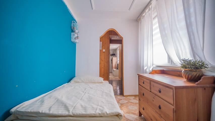 Kameralny apartament przy porcie morskim